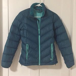 Mountain Hardwear Micro Ratio down jacket - xs